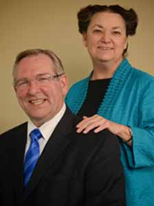 Pastor and Sis. Hunt